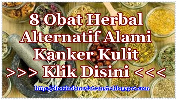 Pengobatan Herbal Alternatif Alami Kanker Kulit 15