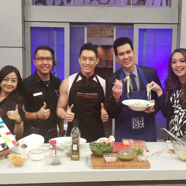 Dr OZ Resep Menu Masakan Vegetarian Tanpa Daging By Chef Edwin Lau 19